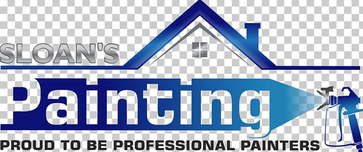 Sloan's Painting House Painter And Decorator PNG, Clipart,  Free PNG Download