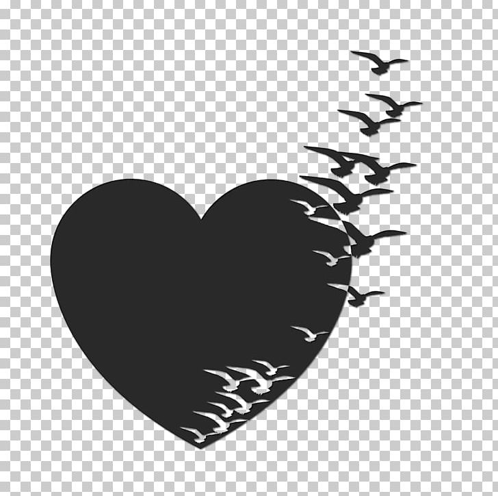 Heart Png Clipart Android Beatport Black And White Decal Desktop Wallpaper Free Png Download