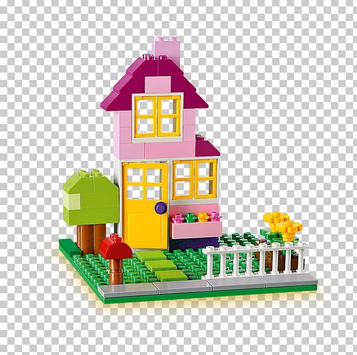 LEGO 10698 Classic Large Creative Brick Box Toy LEGO 10692