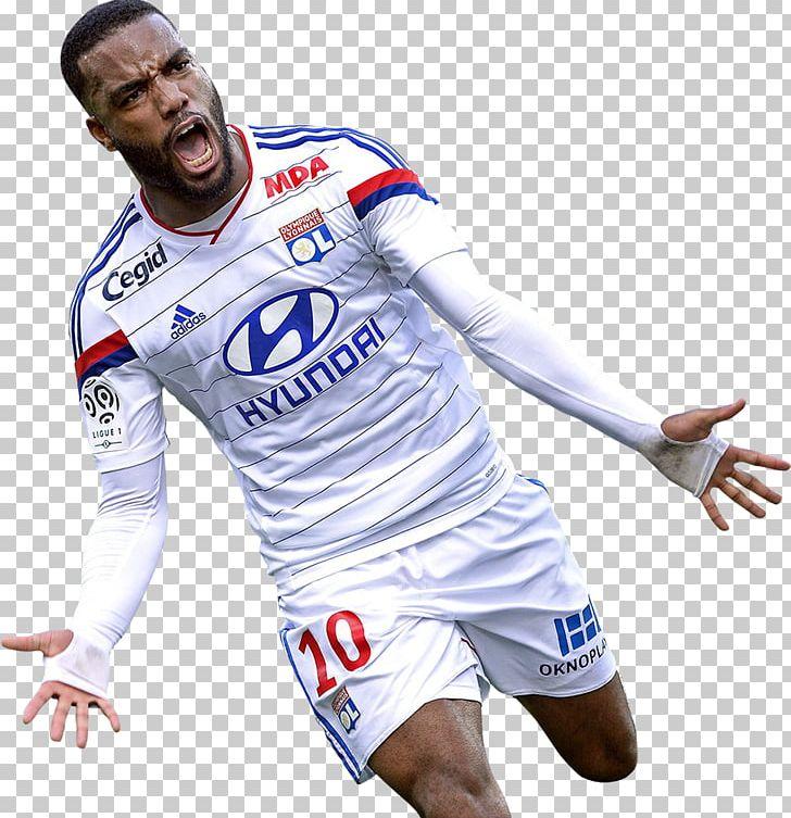 155a05b0 Alexandre Lacazette Olympique Lyonnais Jersey Football 2003–04 FA Premier  League PNG, Clipart, Alexandre Lacazette, Athlete, ...
