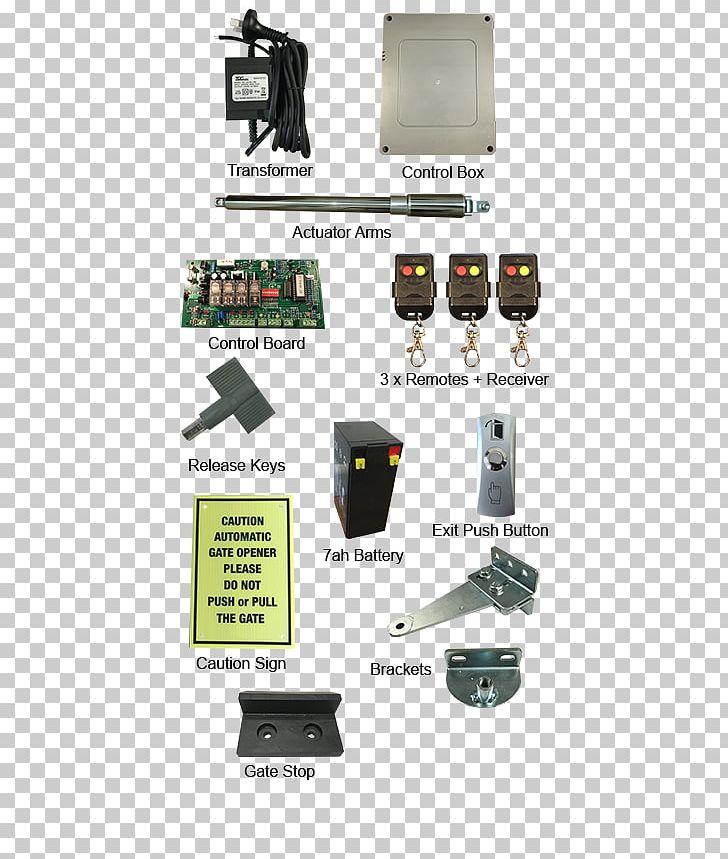 Electric Gates Electricity Remote Controls Farm PNG, Clipart