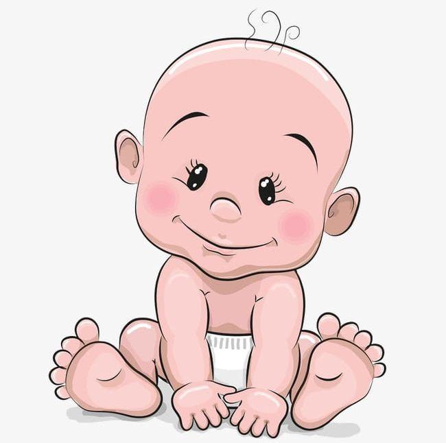 Cartoon Cute Baby Png Clipart Baby Baby Boy Baby Clipart Baby Clipart Baby Pink Free Png