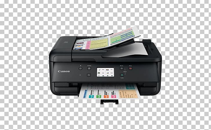Inkjet Printing Canon PIXMA TR7520 Multi-function Printer