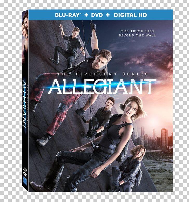 Blu-ray Disc Ultra HD Blu-ray Digital Copy The Divergent