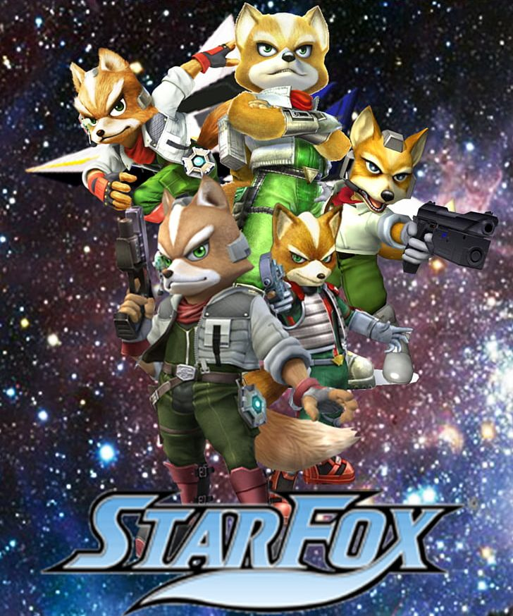 Super Smash Bros Brawl Lylat Wars Star Fox Adventures Png Clipart Action Figure Computer Wallpaper Fictional