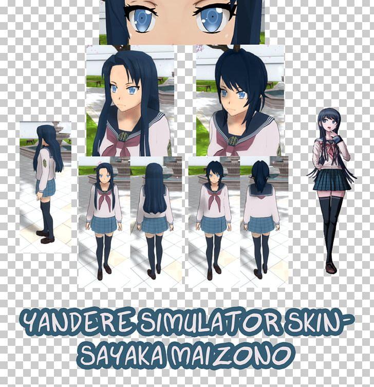Yandere Simulator Danganronpa V3: Killing Harmony Artist PNG