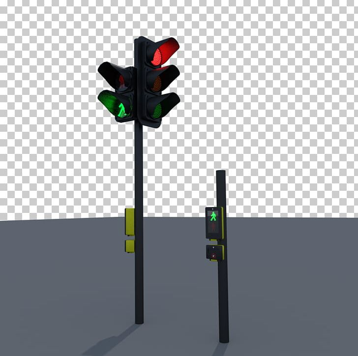 Traffic Light Unreal Engine 4 3D Computer Graphics