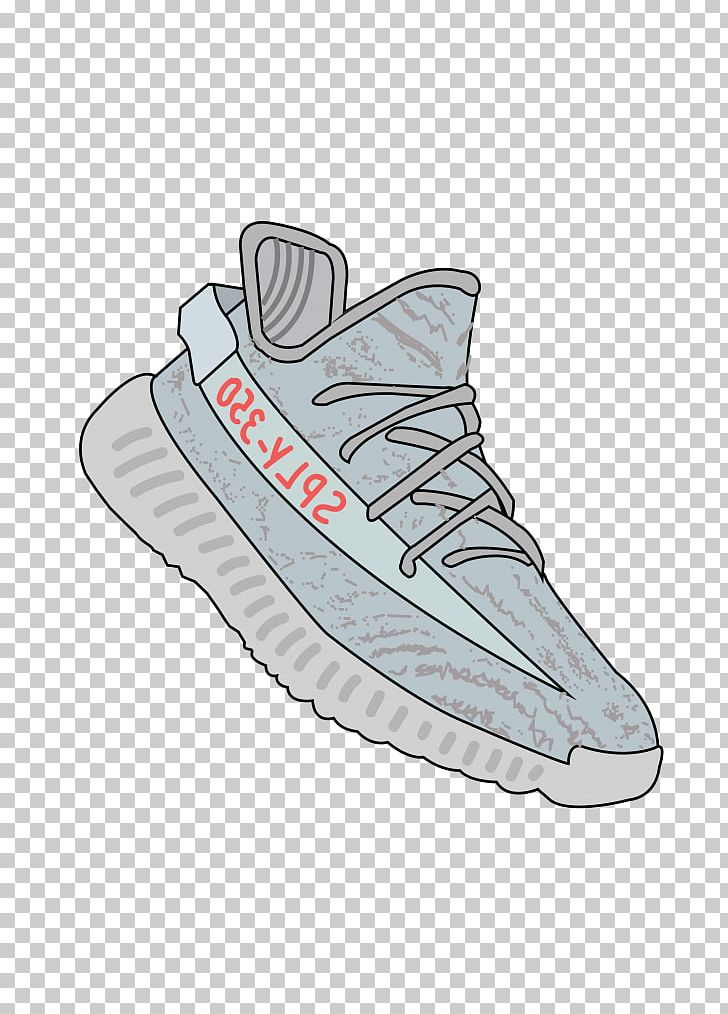 Adidas Yeezy Shoe Sneaker Collecting Air Jordan Png Clipart