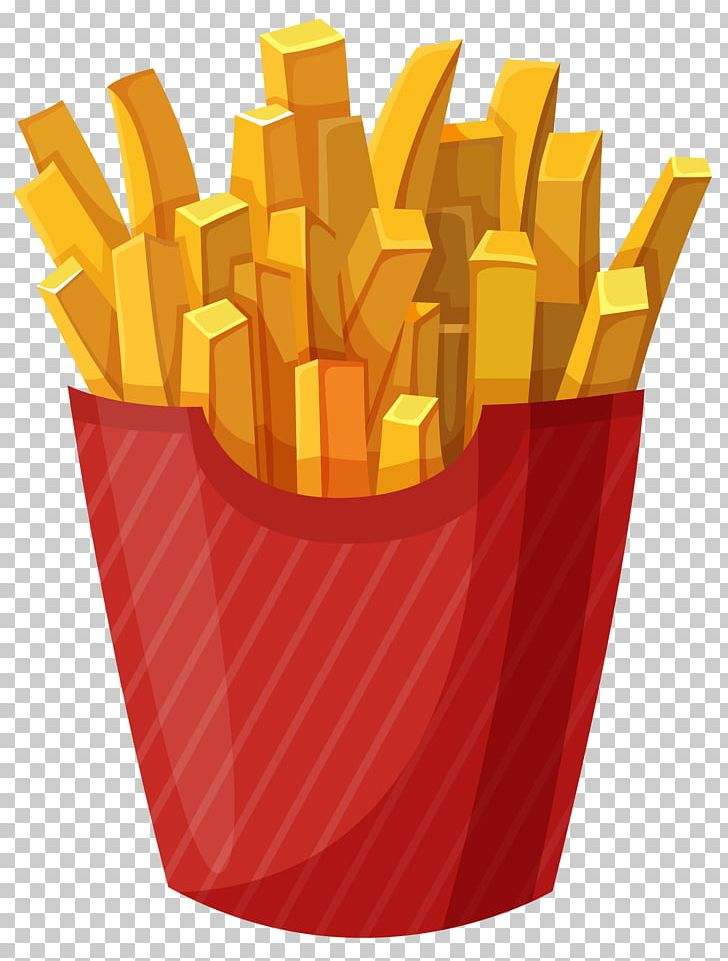 Hamburger Mcdonalds French Fries Fast Food Png Clipart