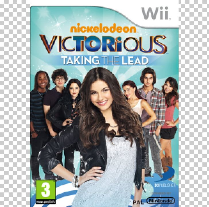 Tori Vega Hollywood Wii D3 Publisher Victorious Taking The