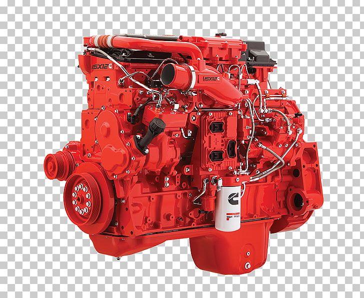 Car Cummins ISX Diesel Engine Cummins M Series Engine PNG