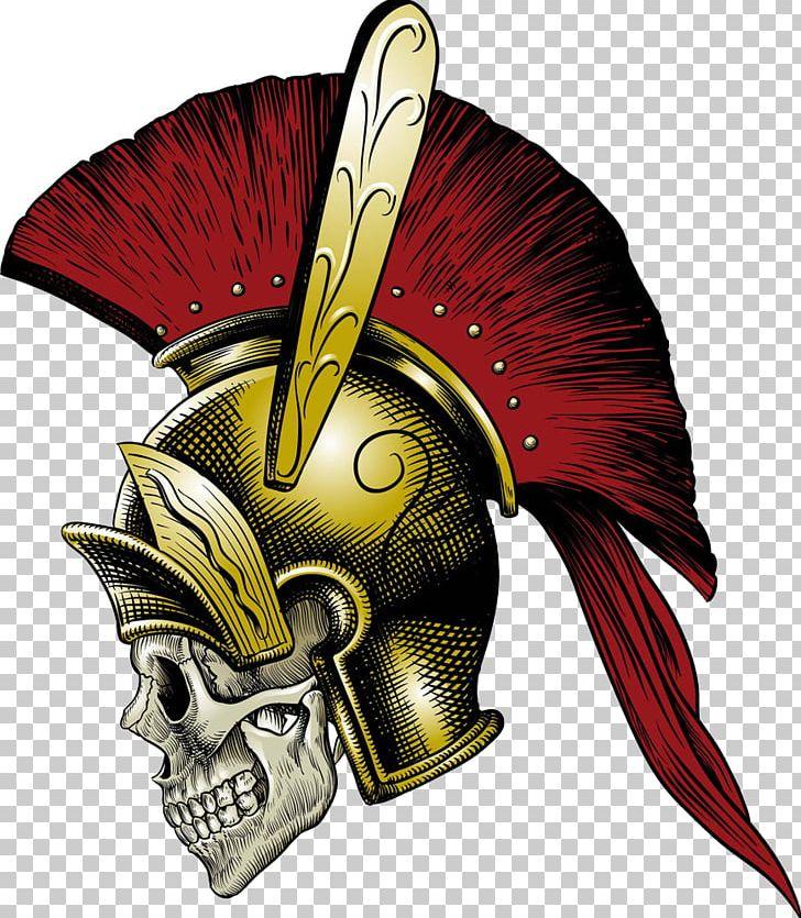 AC622 Shield and Sword Skull Viking Gladiator Roman Spartan Warrior Costume