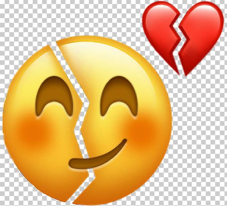 Sad emoji heartbroken. Smiley sadness broken heart