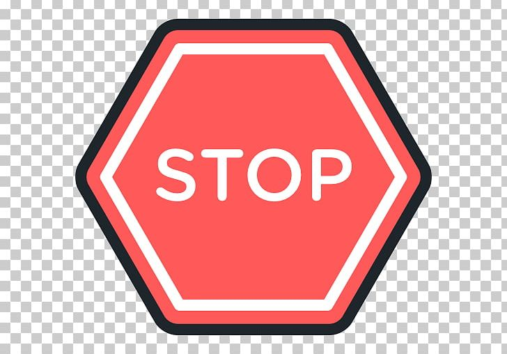 Stop Sign Traffic Sign Computer Icons PNG, Clipart, Area, Brand, Computer Icons, Line, Logo Free PNG Download