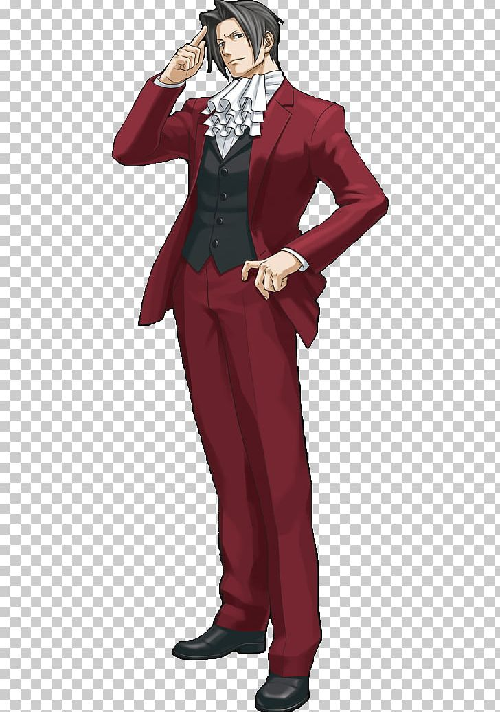 Ace Attorney Investigations: Miles Edgeworth Ace Attorney