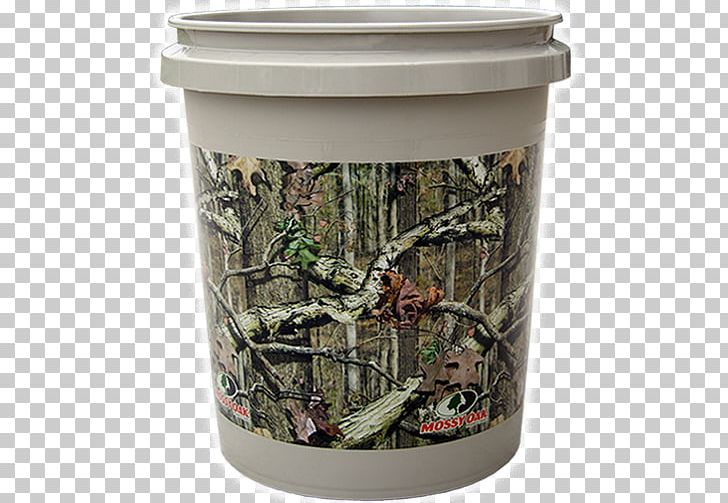 Pail Plastic Bucket Mossy Oak Camouflage PNG, Clipart