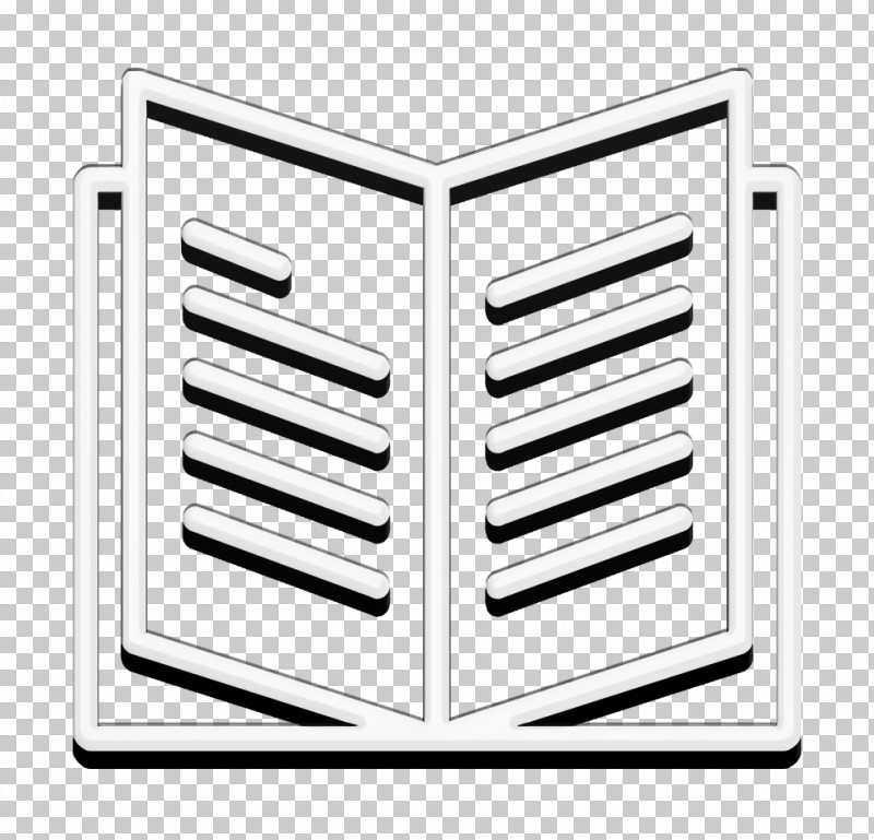 Book Icon Open Book Icon Education Icon PNG, Clipart, Book Icon, Education Icon, Geometry, Line, Mathematics Free PNG Download