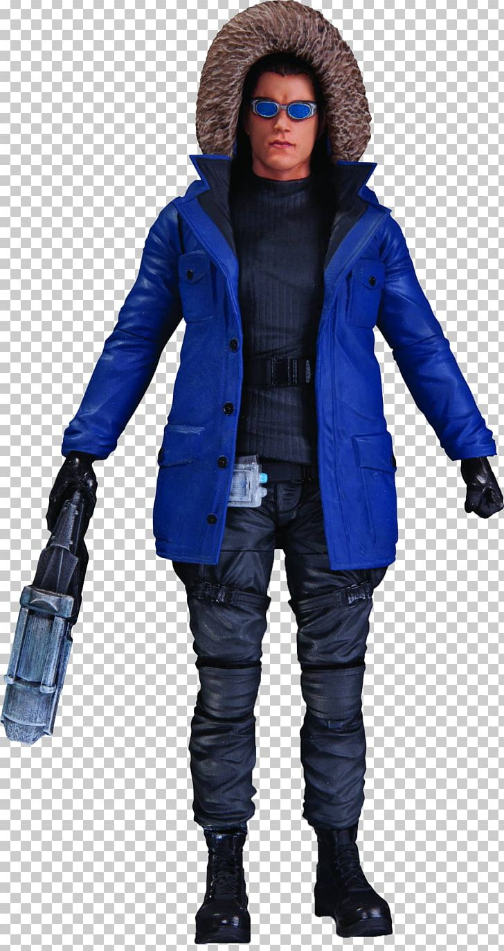Captain Cold The Flash Action & Toy Figures The CW Television Network Flash Vs. Arrow PNG, Clipart, Action, Action Figure, Action Toy Figures, Amp, Arrow Free PNG Download