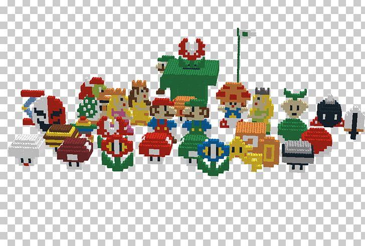 Super Mario World Christmas.Super Mario World Bowser Mario Bros Lego Waluigi Png