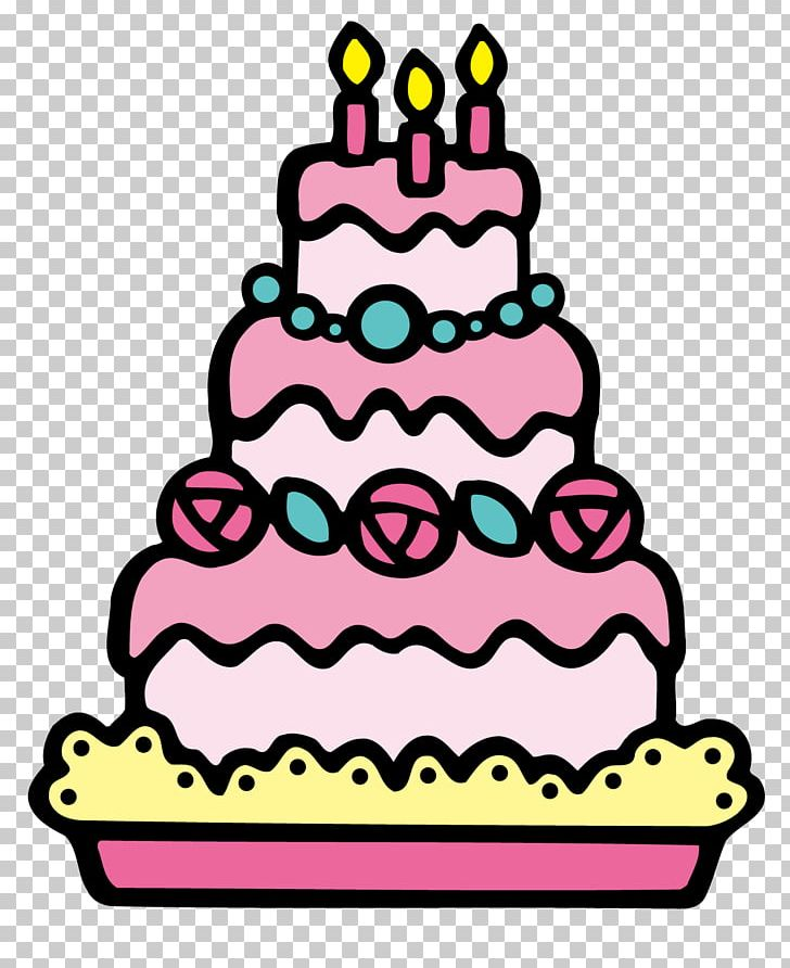 Hello Kitty Birthday Cake Happy Birthday To You PNG, Clipart ...