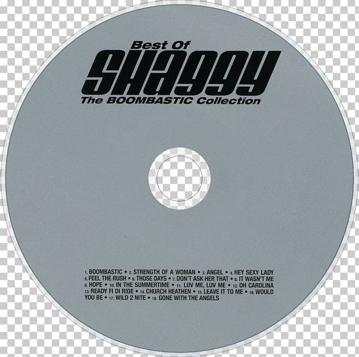 COLLECTION BAIXAR SHAGGY BEST BOOMBASTIC CD