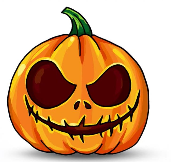 Halloween Pumpkin Drawing Picture.Drawing Pumpkin Draw So Cute Cuteness Halloween Png Clipart Art