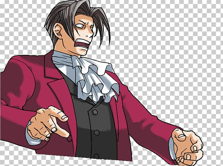 ace attorney characters png