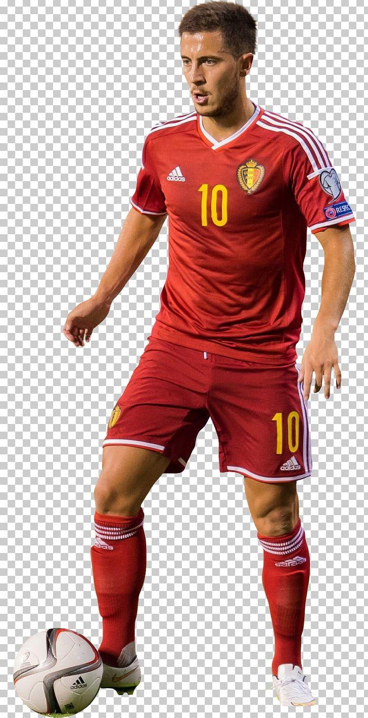 sports shoes f0e4f d3905 Eden Hazard Belgium National Football Team 2018 World Cup ...
