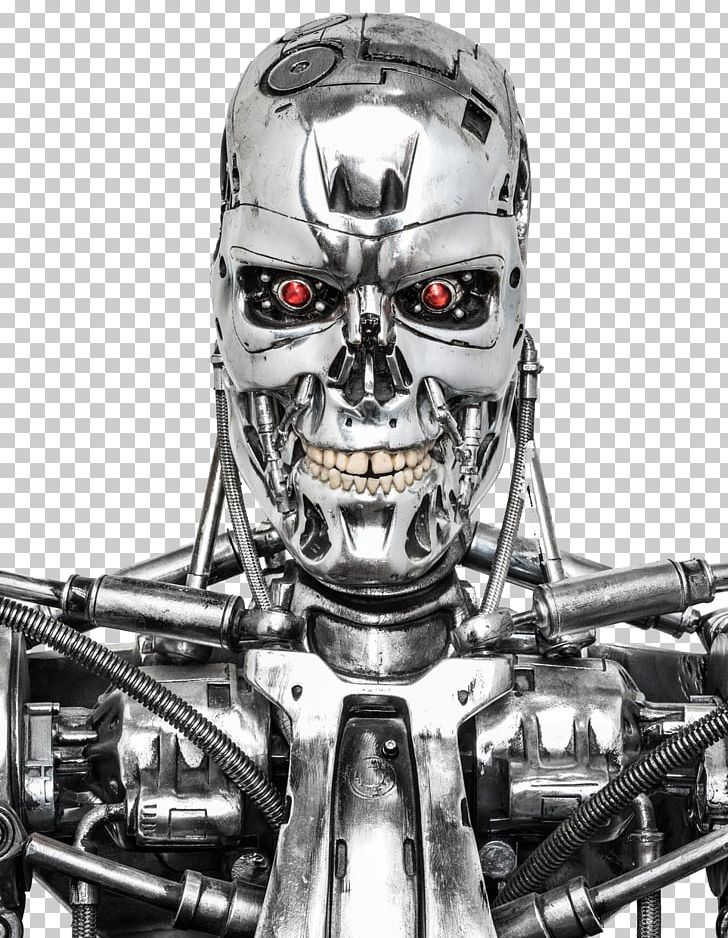Hollywood Terminator Robot Film Endoskeleton PNG, Clipart