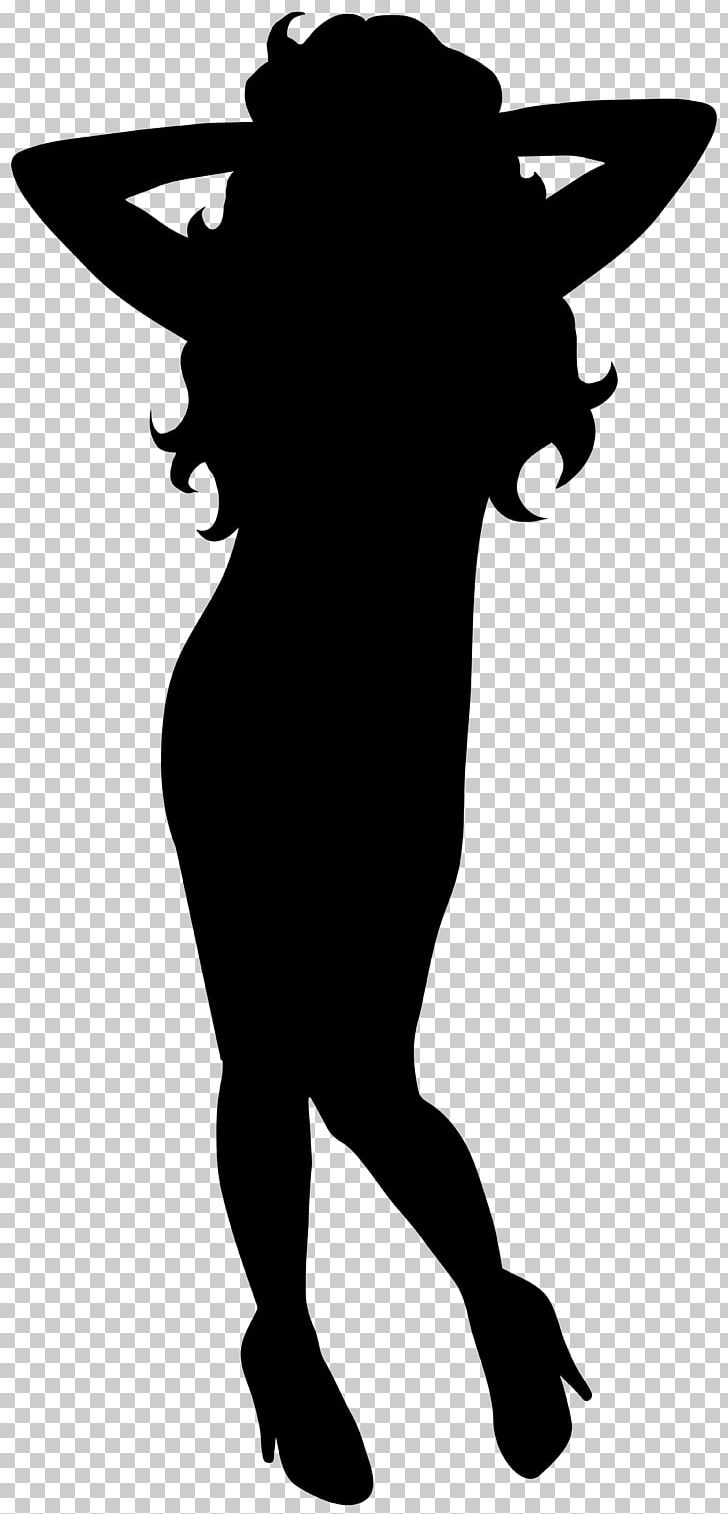 Silhouette Dance Png Clipart Art Black Black And White Cartoon Clipart Free Png Download