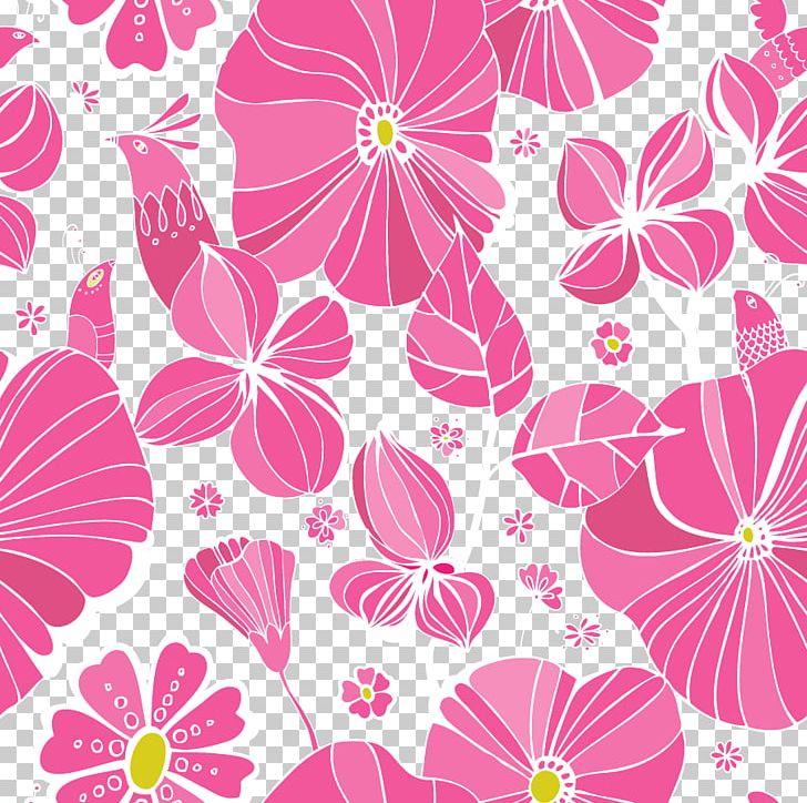 Floral Design Pink Flower Png Clipart Background Vector Creative