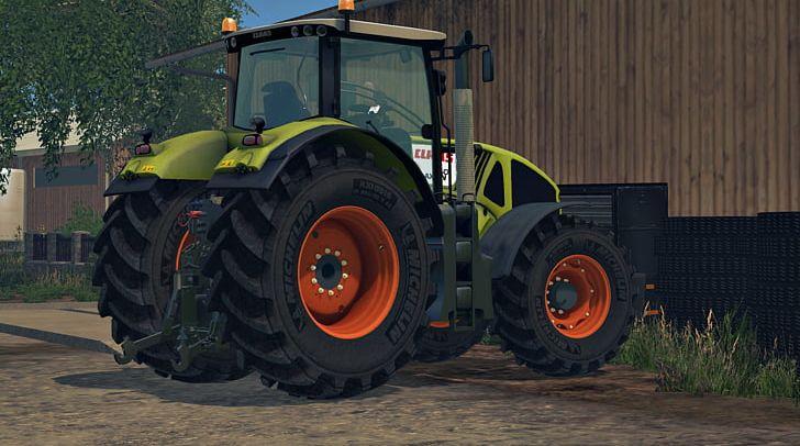 Farming Simulator 15 Farming Simulator 17 Claas Tractor