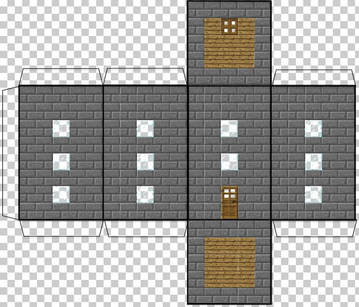 Minecraft Pocket Edition Portal Paper House Png Clipart