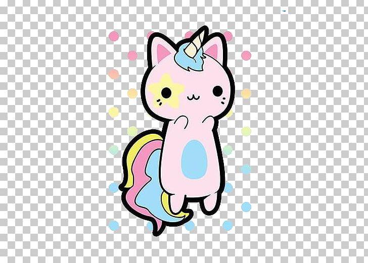 Unicorn Kawaii Jump Kavaii Drawing That Random Game Png