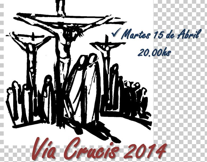 El Via Crucis Stations Of The Cross Forgiveness PNG, Clipart, Area, Black And White, Brand, Cross, Crucifixion Free PNG Download