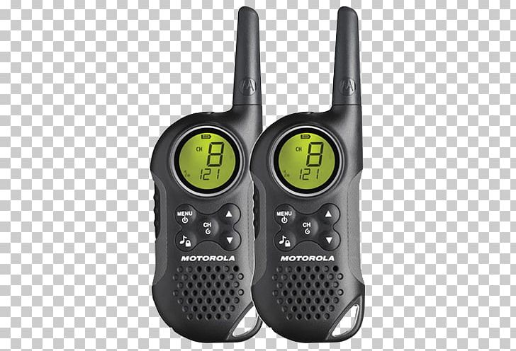 Walkie-talkie Two-way Radio PMR446 Motorola Solutions PNG, Clipart, Communication Device, Electronic Device, Electronics, Family Radio Service, Hardware Free PNG Download