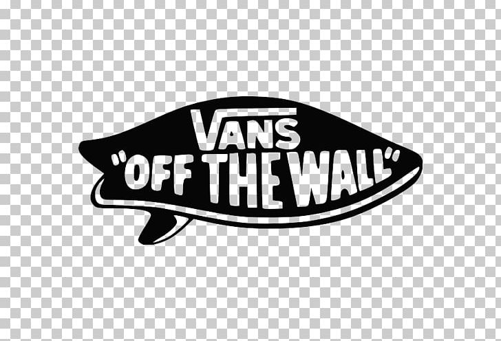 Vans Wall Decal Sticker PNG, Clipart, Black And White, Brand