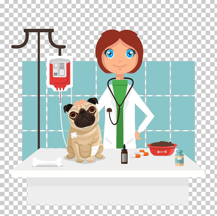 Dog Veterinarian Png Clipart Amp Area Balloon Cartoon