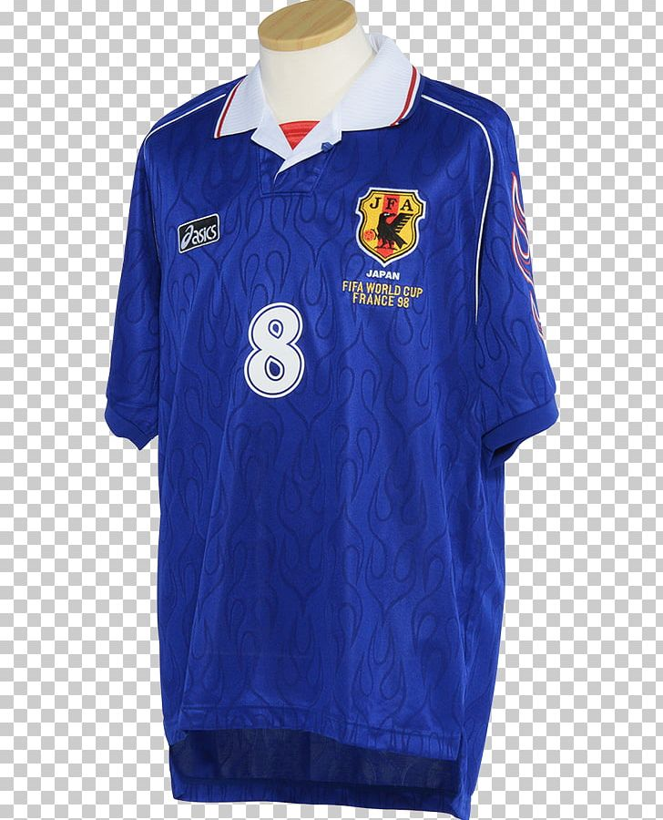 free shipping b7483 87de8 Japan National Football Team 1998 FIFA World Cup 2018 World ...