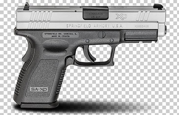 Springfield Armory XDM HS2000 Subcompact Car Firearm PNG