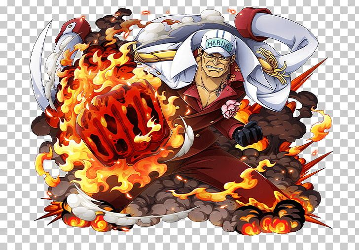 Akainu Monkey D. Luffy One Piece Treasure Cruise Usopp PNG, Clipart, Akainu, Borsalino, Computer Wallpaper, Cruise, Devil Fruit Free PNG Download