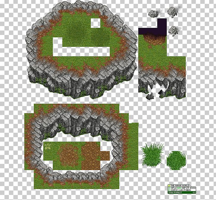 Tile-based Video Game Pixel Art Tiled Role-playing Video