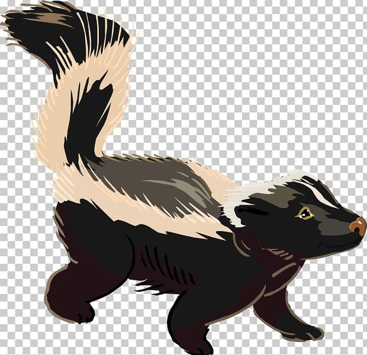 Skunk PNG, Clipart, Animals, Bambi, Blog, Carnivoran, Cartoon Free PNG Download