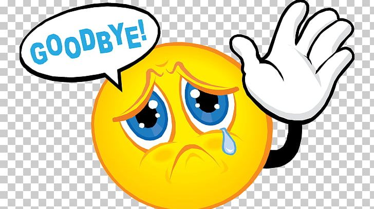 Smiley Emoticon Sadness Png Clipart Bye Clip Art Crying