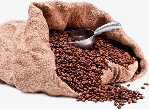 Amazing Coffee Bean Clipart - Hippie Beans - Free Transparent PNG Clipart  Images Download