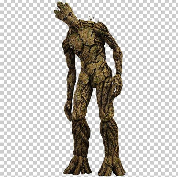 Groot Rocket Raccoon Action & Toy Figures Hot Toys Limited Figurine PNG, Clipart, Action, Action Figure, Action Toy Figures, Amp, Badoon Free PNG Download