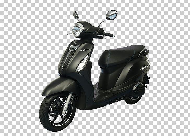Scooter Yamaha Motor Company Piaggio Vespa GTS Motorcycle PNG