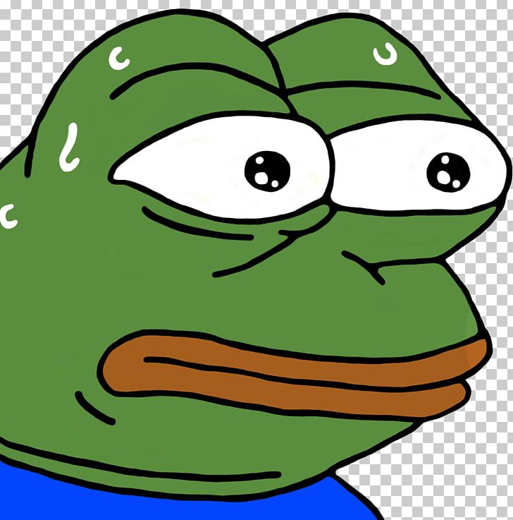 T-shirt Twitch Emote YouTube Pepe The Frog PNG, Clipart, Amphibian, Artwork, Beak, Clothing, Dota Free PNG Download