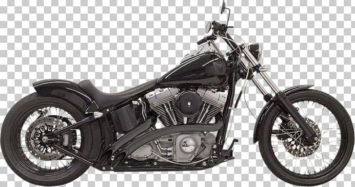 Exhaust System Softail Harley-Davidson Super Glide