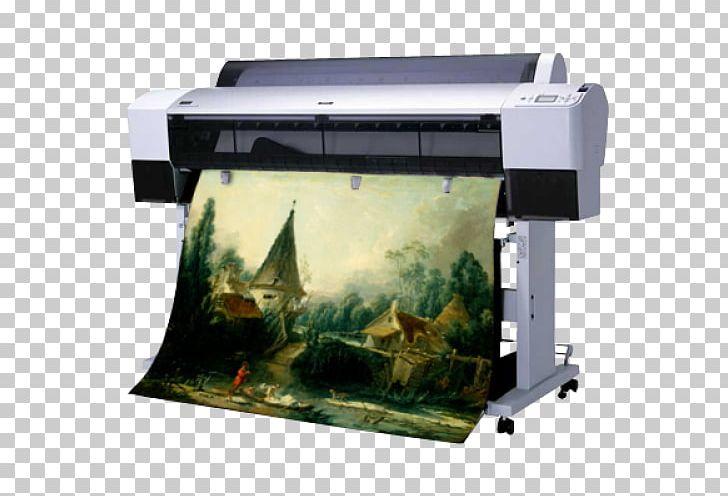 Wide-format Printer Epson Printing Flatbed Digital Printer PNG